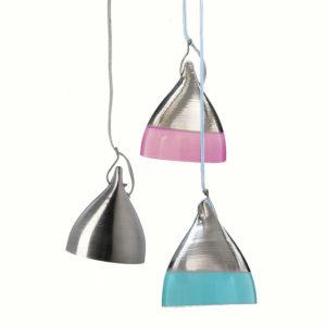 Tse-Tse aluminium pendant lamps