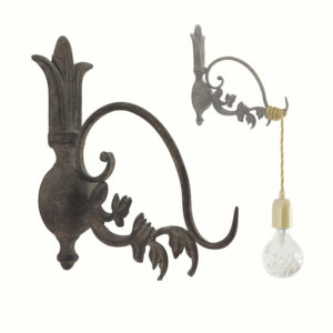 Large decorative hook