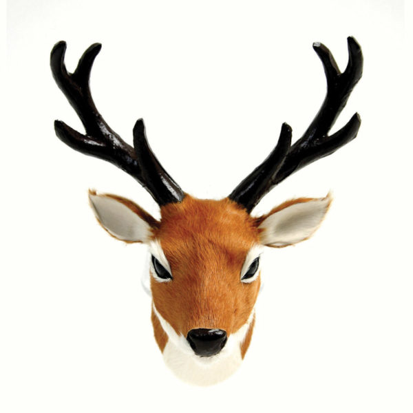 Deer Head Wall Decorations