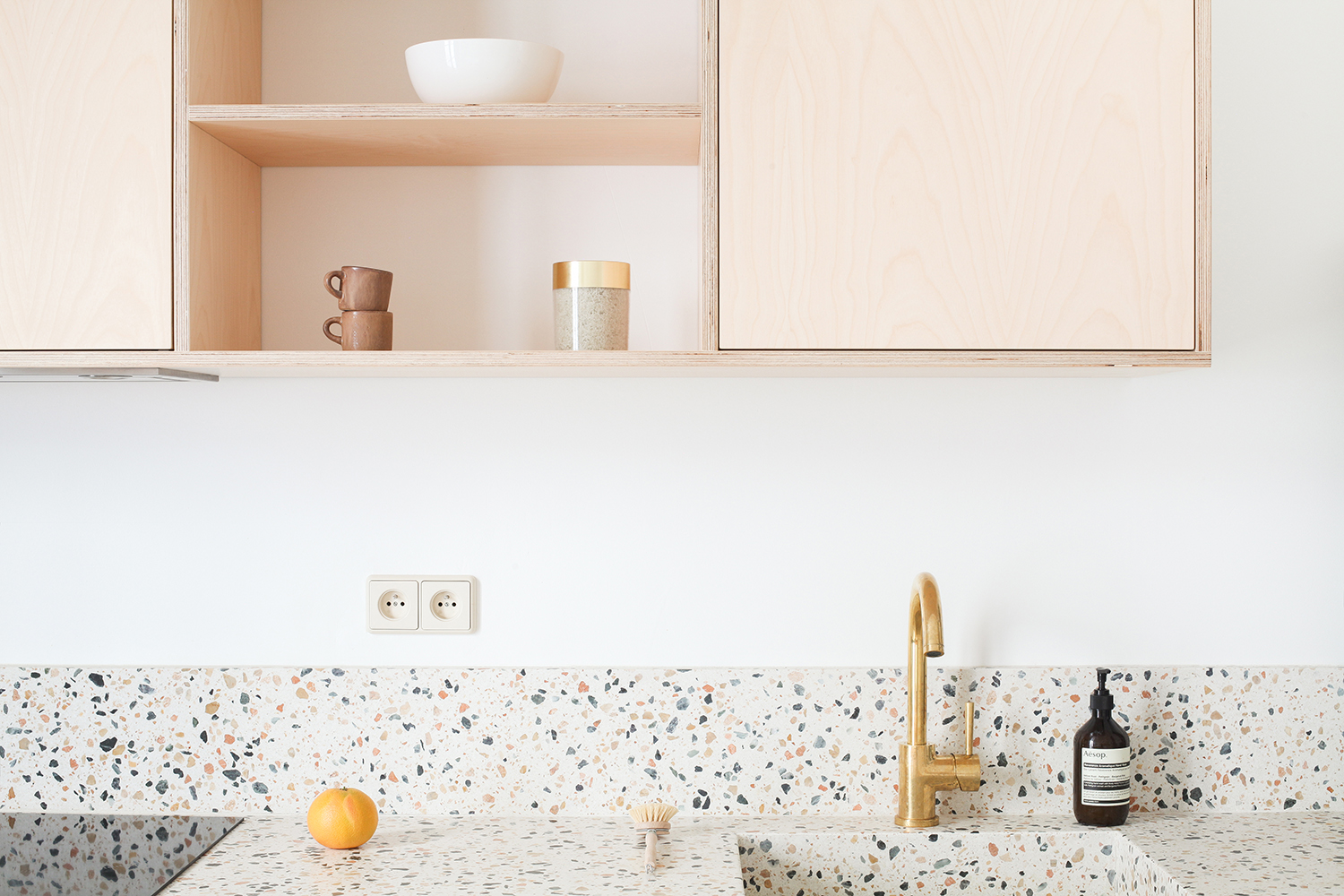 Heju Studio Apartment Gabrielle Kitchen